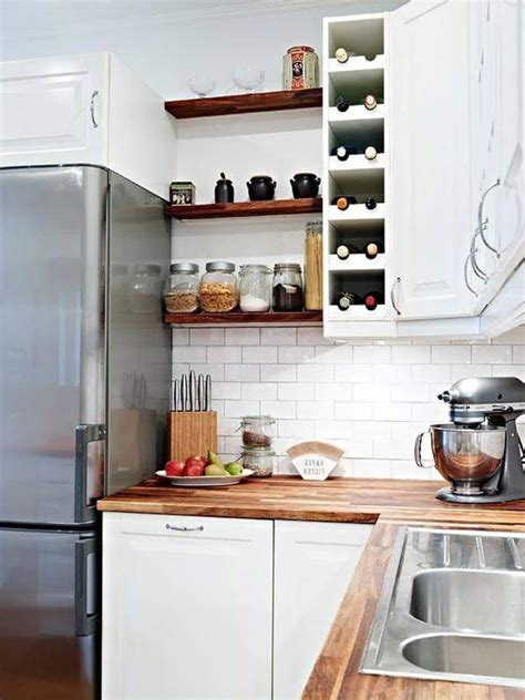 kitchen shelf ideas 35 bright ideas for incorporating open shelves in kitchen