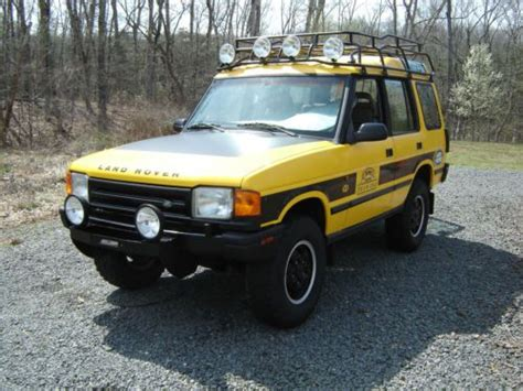 purchase   land rover discovery trek camel