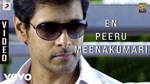 Kanthaswamy - En Peeru Meenakumari Video   Vikram, Shreya ...