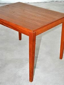 Select Modern  Danish Modern Teak Nesting Tables  U0026 Side Table