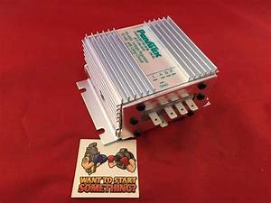 New 12 Volt Voltage Regulator   Px4000