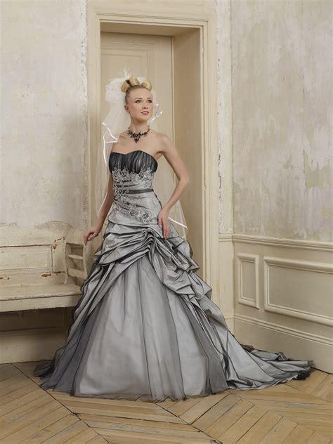 robe et grise pour mariage robe mariage grise le de la mode
