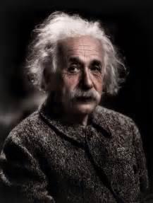 Albert Einstein Color