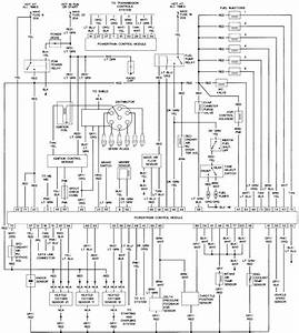 87 Ford F 150 Wire Schematics