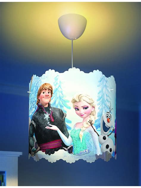 frozen la reine des neiges luminaire suspension lustre frozen reine des neiges