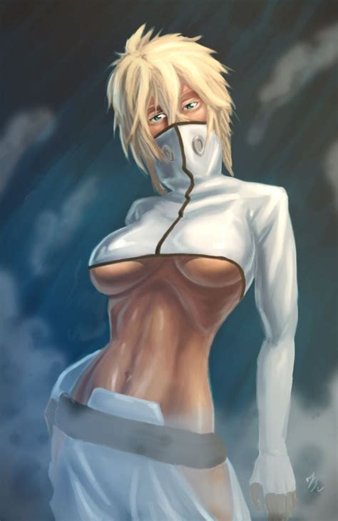 Tier Harribel From Bleach Hot Anime Characters
