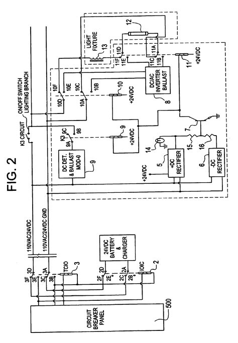 Lithonia Emergency Ballast Wiring Diagram Gallery