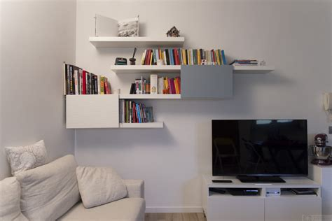Ikea Mensole Lack by Stylish Lack And Besta Bookshelf Ikea Hackers Ikea Hackers