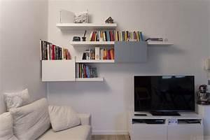 Ikea Besta Grundelemente : stylish lack and besta bookshelf ikea hackers ikea hackers ~ Frokenaadalensverden.com Haus und Dekorationen