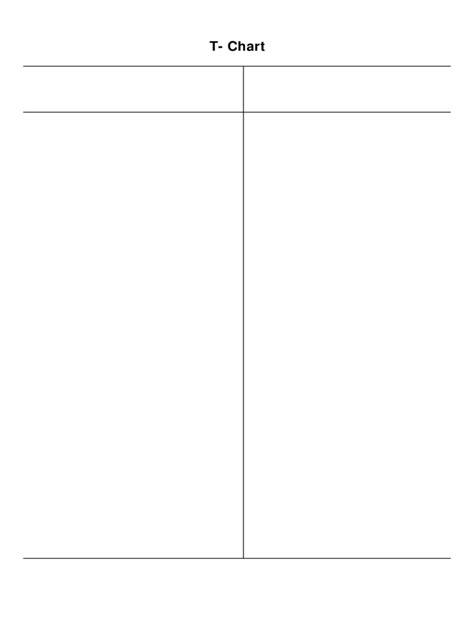 t chart template t chart template 4 free templates in pdf word excel