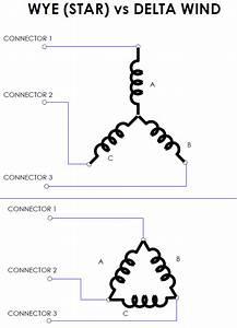 Wye Motor Wiring Diagram
