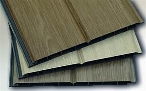 Fassadenpaneele Kunststoff Hornbach : dekodeck fassadenpaneele aus kunststoff ~ Watch28wear.com Haus und Dekorationen
