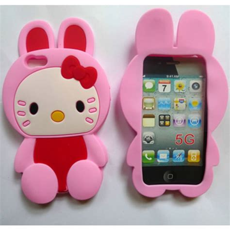 hello kitty iphone iphone 5 cases hello kitty 3d