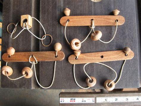 wood  string puzzles  notajock  lumberjockscom