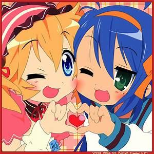 Lucky Star: .:P.i.c.t.u.r.e P.e.r.f.e.c.t:. - Minitokyo