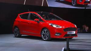 Fiesta St Line 2017 : 2017 ford fiesta revealed at the go further event in cologne germany youtube ~ Medecine-chirurgie-esthetiques.com Avis de Voitures