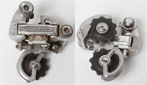 Hilary Stone Shimano Rear Gears