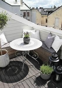 Sitzbank Mit Stauraum Für Balkon : balkon seitensichtschutz verstecken sie sich mit stil ~ Michelbontemps.com Haus und Dekorationen