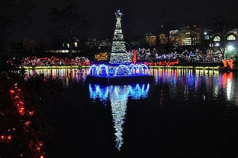 pnc festival of lights events festivals