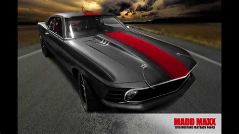 madd maxx  cobra jet  mustang fastback