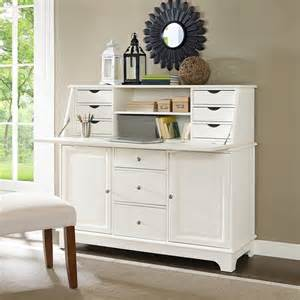 crosley sullivan secretary desk desks at hayneedle