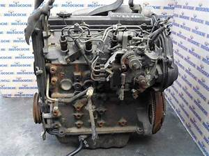 Engine Mazda 626 Ii  Gc  2 0 D Rf46