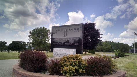 pleasant view memorial gardens closed funeral services