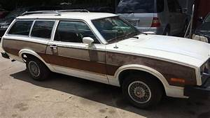 Sweet Steed  1980 Ford Pinto Squire Wagon