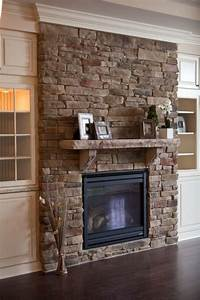 fireplace with mantel with images diy