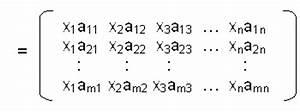 Matrizenprodukt Berechnen : mathematik matrizen matrix definition beispiel multiplikation transponierte matrix ~ Themetempest.com Abrechnung