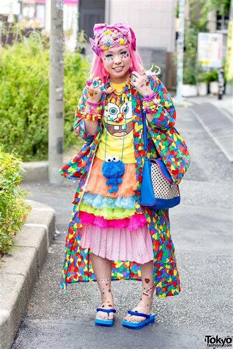 harajuku decora candy pop