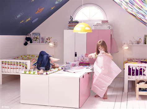 amenager chambre pour 2 filles chambre d 39 enfant comment bien aménager une chambre pour
