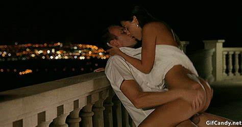 Couples Catches Penetration On The Balcony