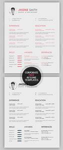 23 free creative resume templates with cover letter for Free creative cover letter templates