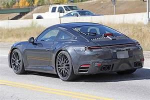 2019 Porsche 911 : 2019 porsche 911 tries to pass as current model at nurburgring autoevolution ~ Medecine-chirurgie-esthetiques.com Avis de Voitures