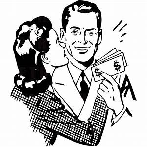Best Money Clipart Black And White #13900 - Clipartion.com
