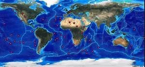 Activity 2  Motion Under The Ocean  Hot Spots