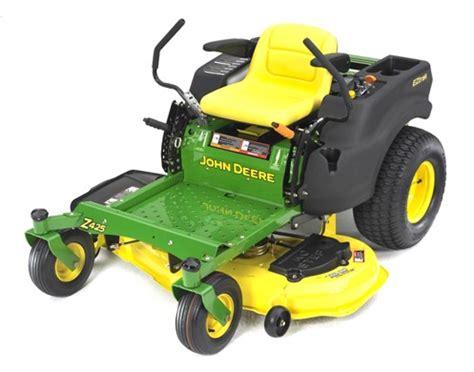 deere john z425 zero turn mower riding engine mowers quality