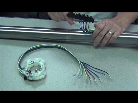 ididit steering column wiring youtube