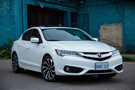 review 2016 acura ilx a spec canadian auto review