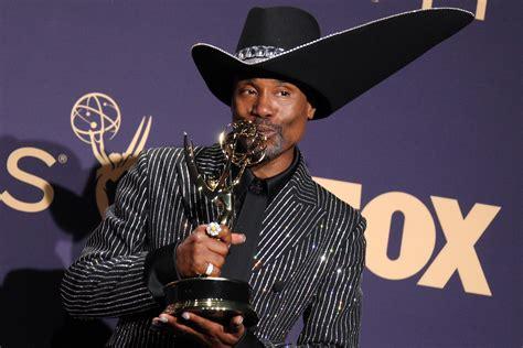 Billy Porter Overwhelmed Historic Emmy Win