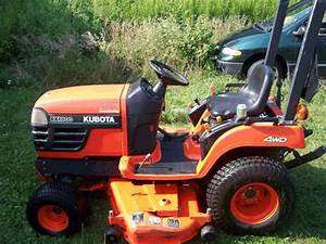 2000 Kubota Wsm Bx1800 Bx2200 Tractor Service Repair Workshop Manual