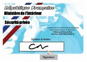 Code Secret Carte Auchan : la future carte professionnelle des agents de s curit priv e proposition usp blog 83 629 ~ Medecine-chirurgie-esthetiques.com Avis de Voitures
