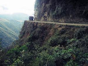 The World's Top 10 Most Dangerous Drives