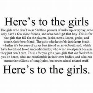 Good Tumblr Quotes For Girls | www.pixshark.com - Images ...