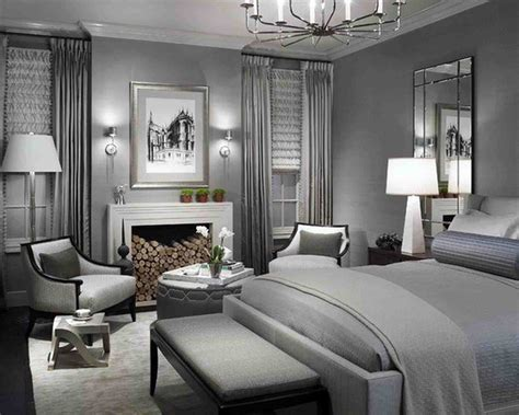 The Images Collection Of Grey Elegant Grey Bedrooms