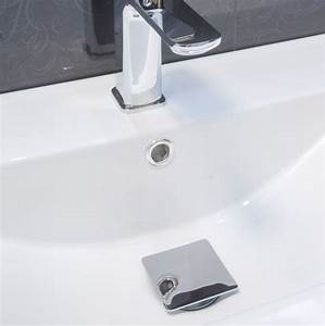 Ablaufgarnitur Waschbecken Wechseln : push up ablaufgarnitur in chrom f r waschtisch ~ Lizthompson.info Haus und Dekorationen