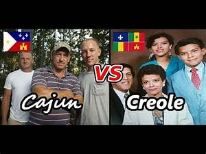 Louisiana Creole and Cajuns: What's the Difference? Race ...