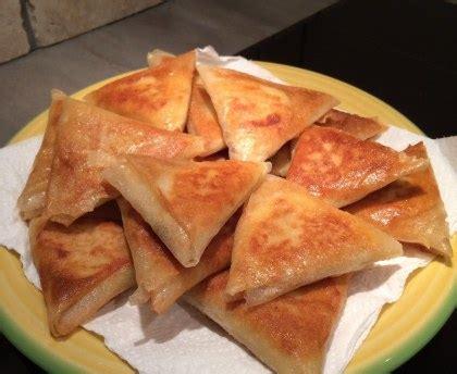 cuisine marocaine brick bricks au thon faciles recette de bricks au thon faciles