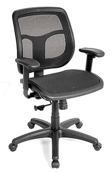 apollo apollo all mesh mmt9300 fabric task chair acedepot
